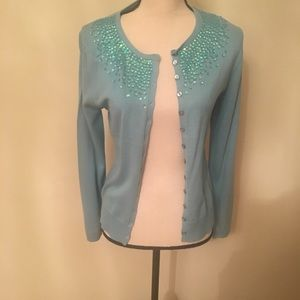 Jackets & Blazers - New cardigan with sequence L